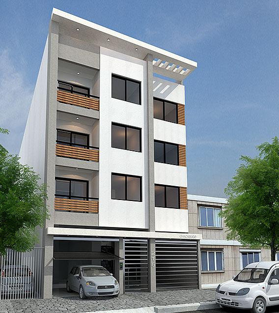 Edificio Chacabuco 215